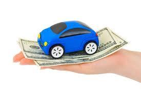 автомобиль и монета