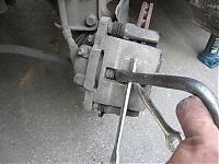 замена тормозных колодок на приоре 2