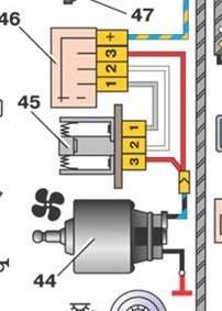 Не работает вентилятор печки на ваз 2115