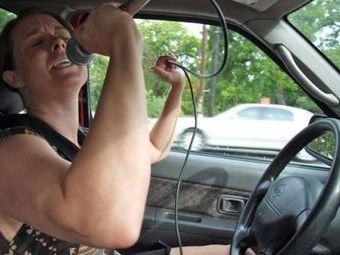 песни во время вождения