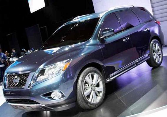 Nissan-Pathfinder будут собирать в России